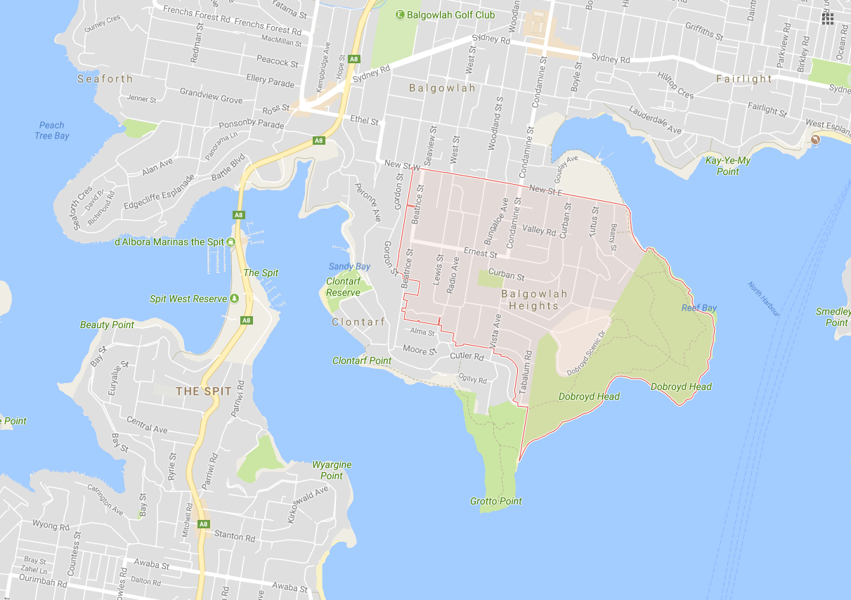 Clothesline Installation Balgowlah Heights 2093 NSW