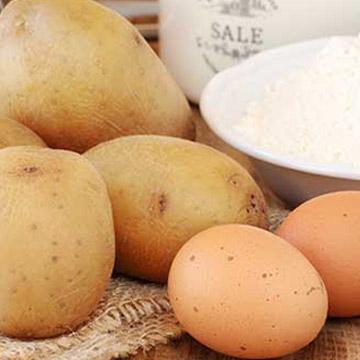 Egg an Potato Diet