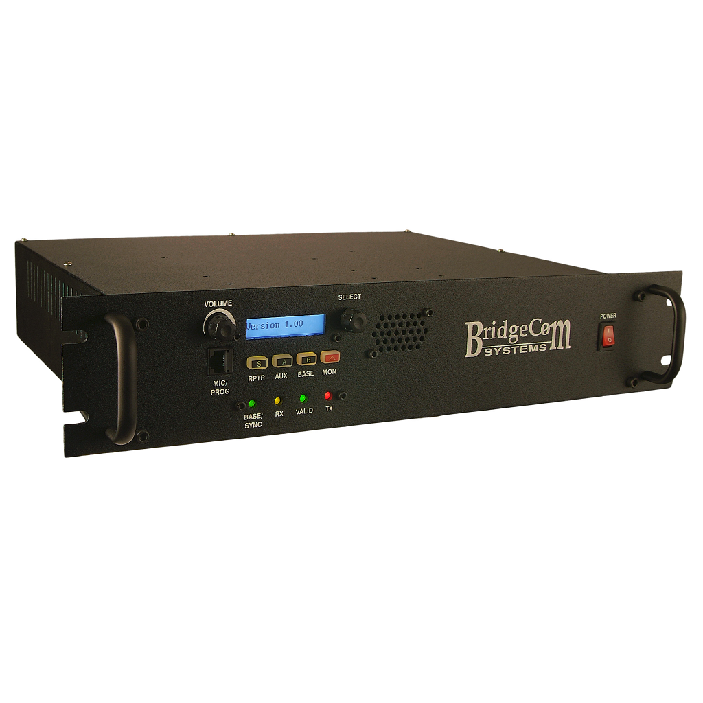 BridgeCom Systems BCR-220 (220 MHz) Repeater