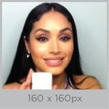 Image Size 160 x 160px