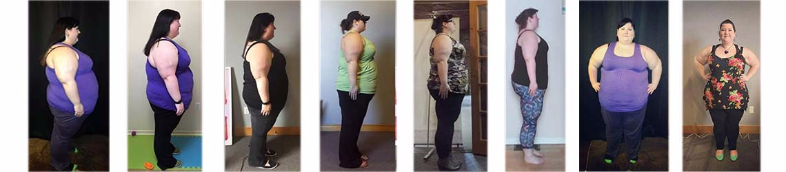 Tracy's Weight Loss Journey