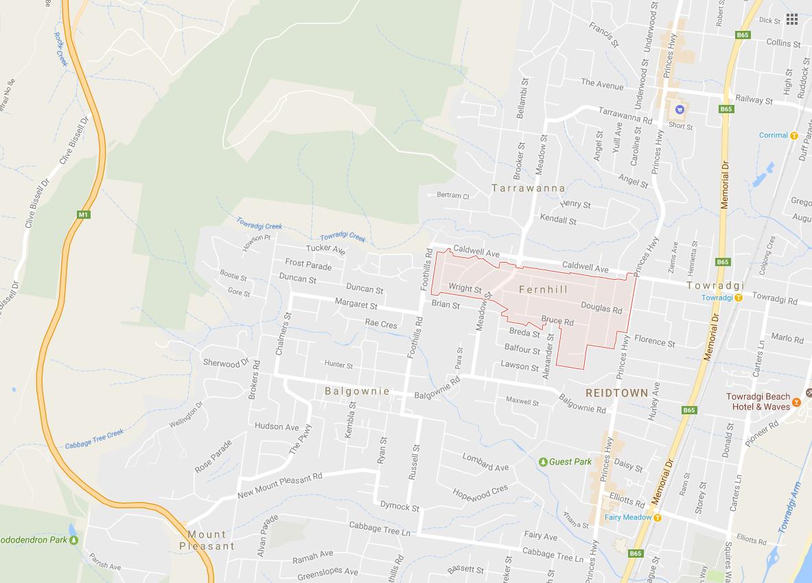 Clothesline Installation Fernhill 2519 NSW