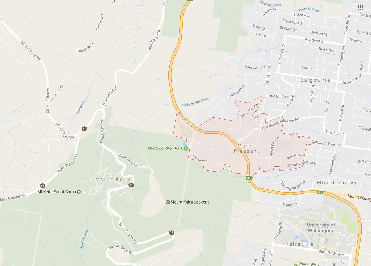Clothesline Mount Pleasant 2519 NSW