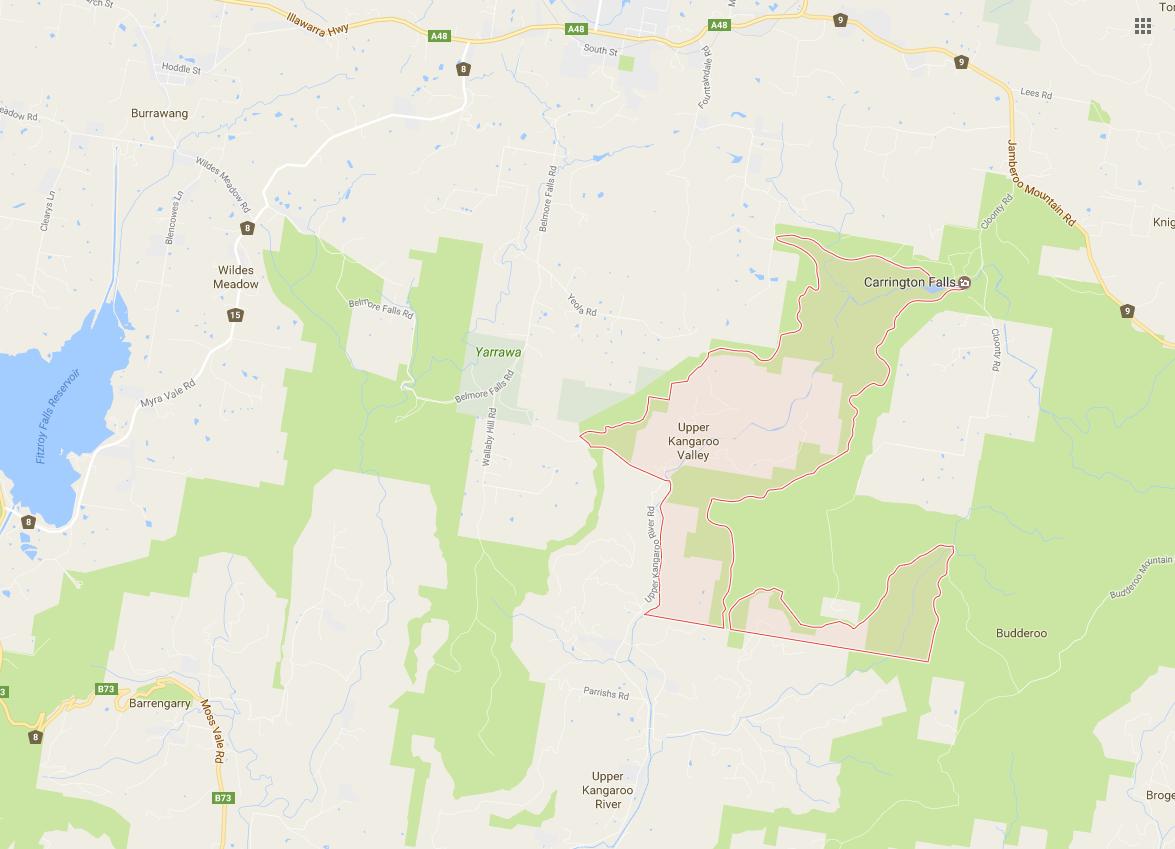 Clothesline Upper Kangaroo Valley 2577 NSW
