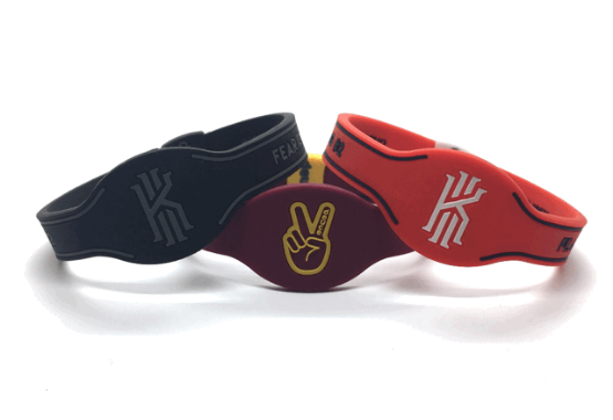 kyrie irving basketball silicone wristband
