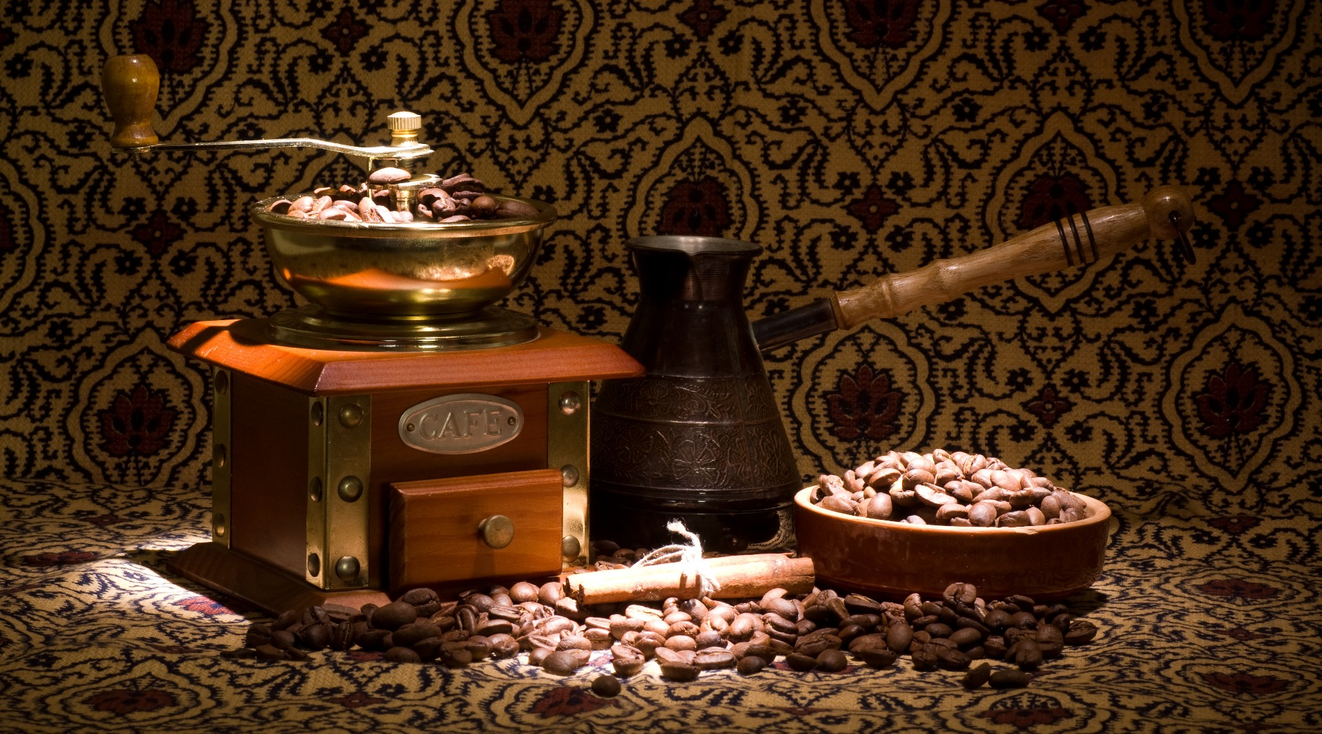 Coffee long known history