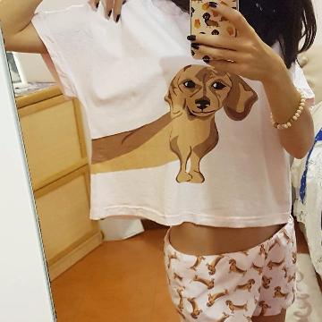 Dachshund Pajamas, Pajamas
