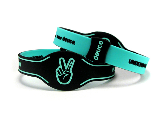 Deuce brand 2.0 mint premium wristband