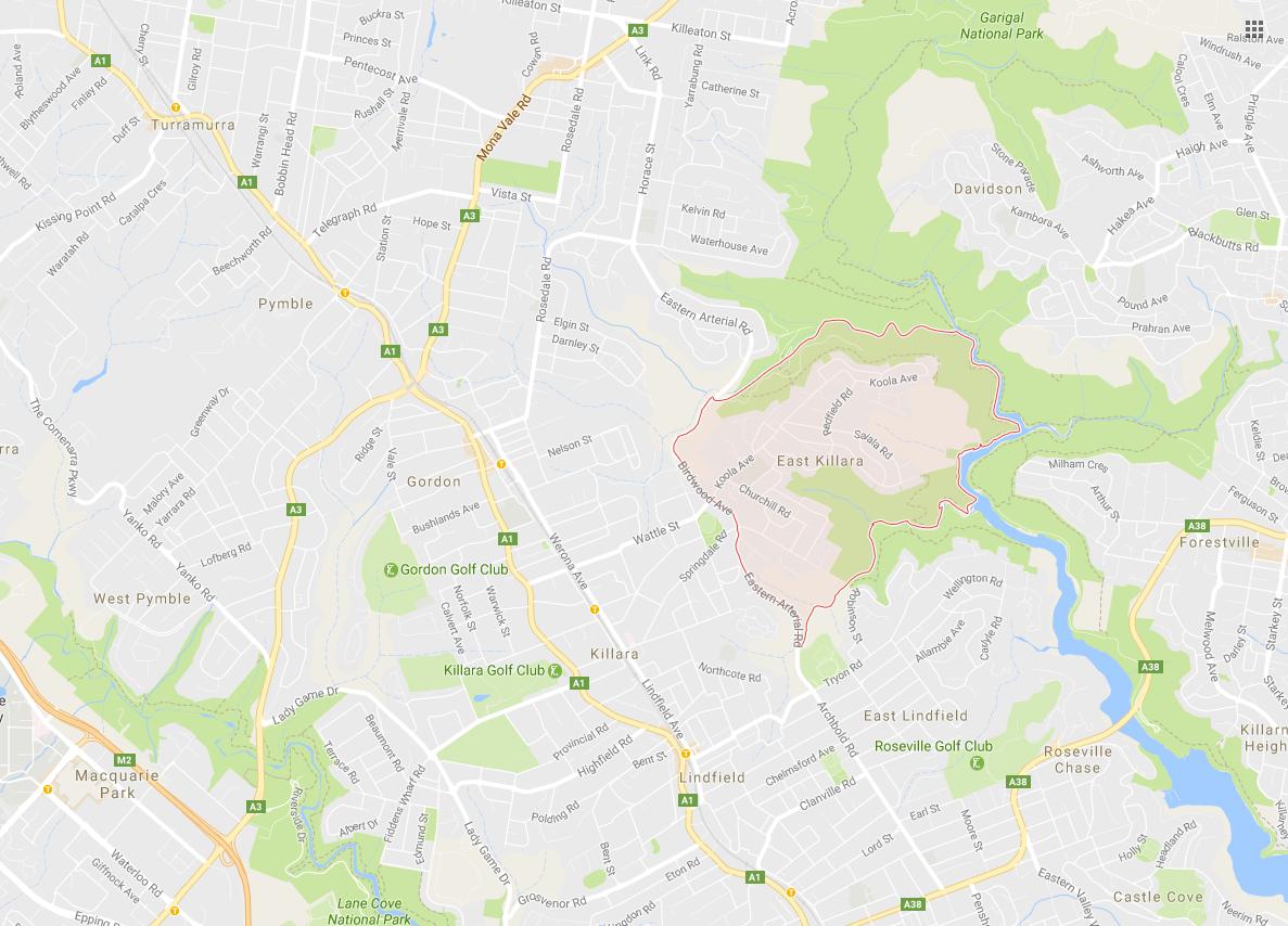 Clothesline East Killara 2071 NSW