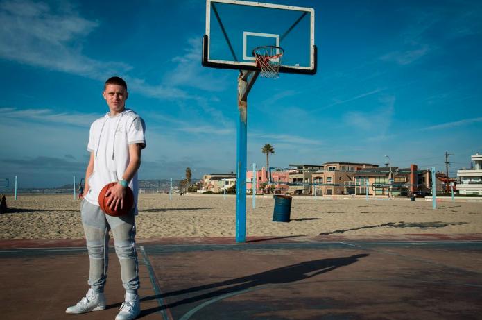 Grayson the professor boucher basketball player