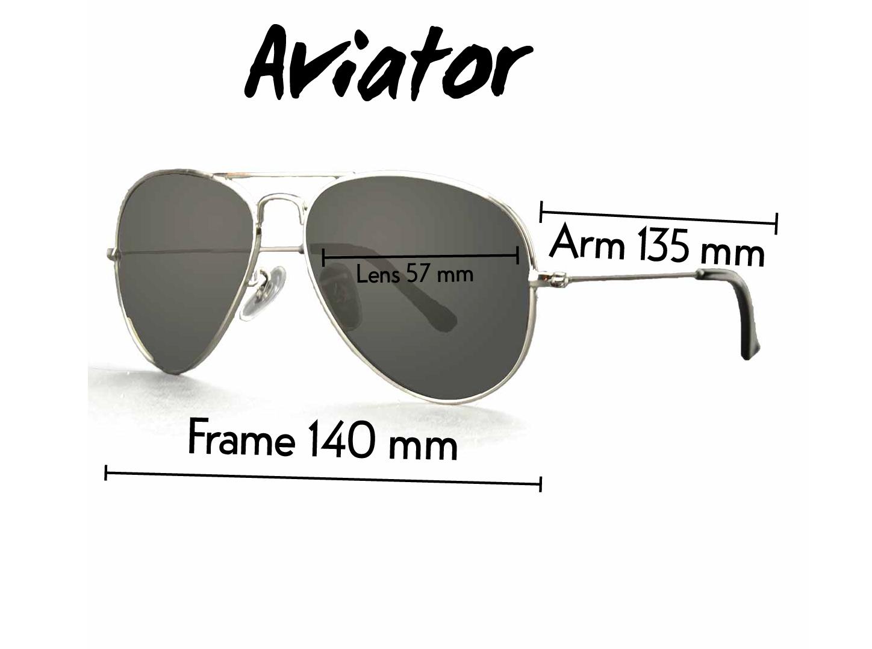 Aviator Sizing