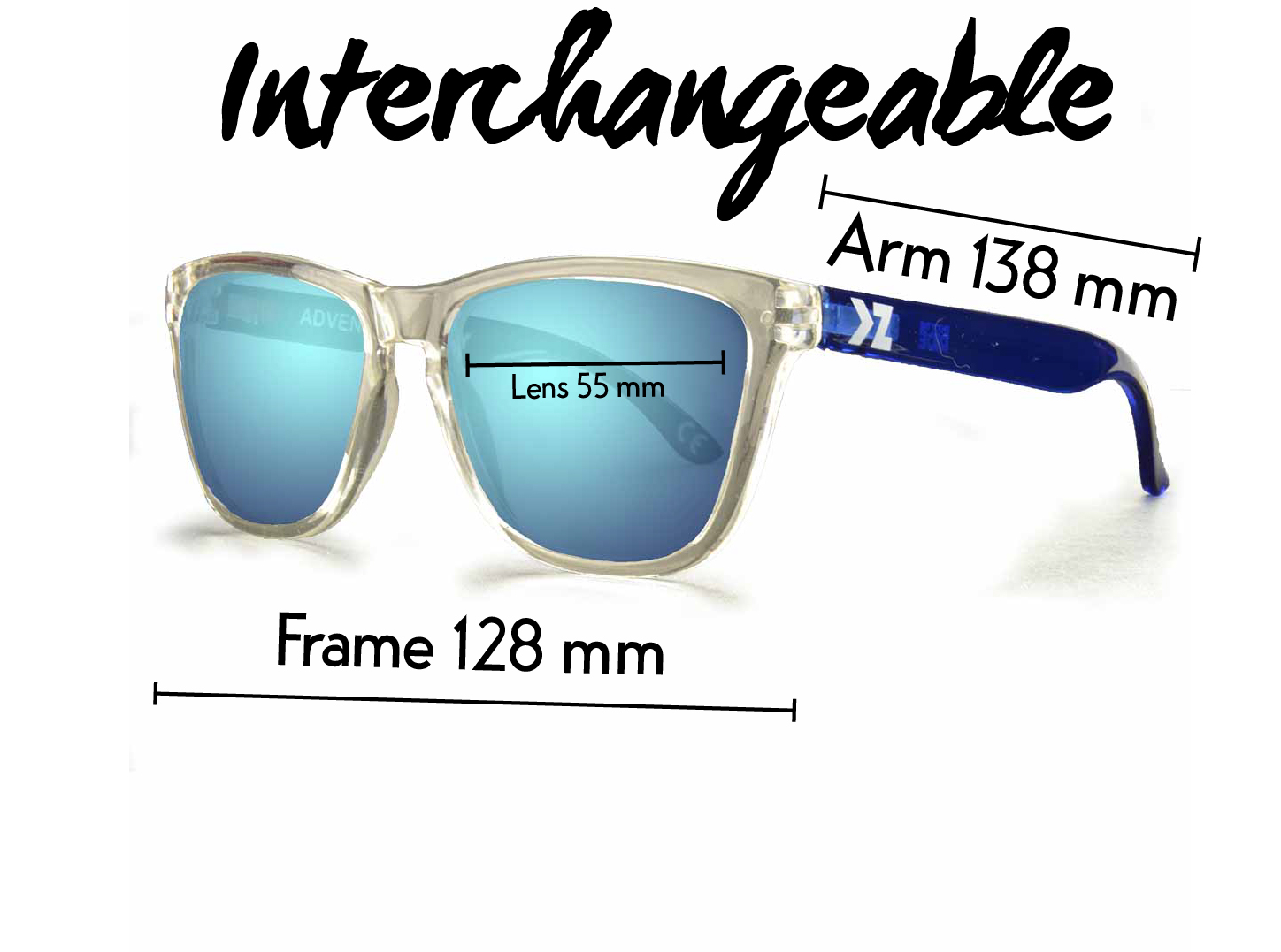 Interchangeable Sizing