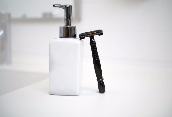 fresh shave razor