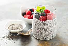 Make Chia Seed Pudding