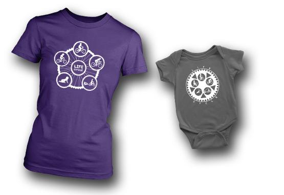 Life Cycle Shirts