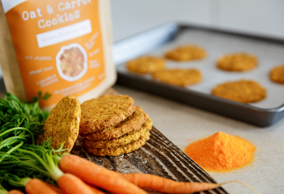 Adventure Snacks Oat & Carrot Cookie Mix