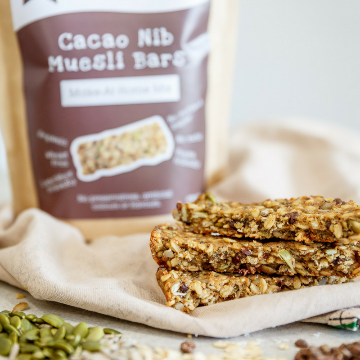 Adventure Snacks Muesli Bar Mix