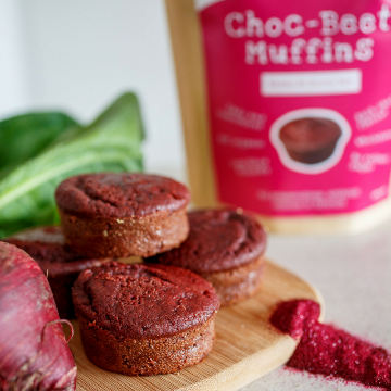Adventure Snacks Choc-Beet Muffin Mix