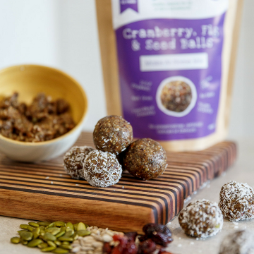 Adventure Snacks Bliss Ball Mix