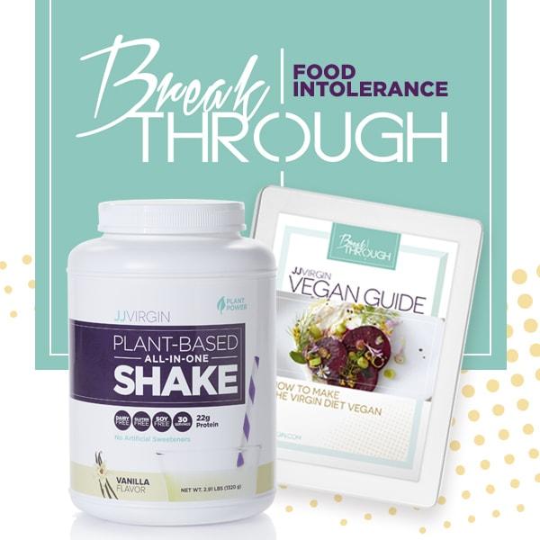 Jumpstart & Plant Vanilla Shake