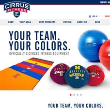 Cirrus Fitness - http://cirrusfitness.com/