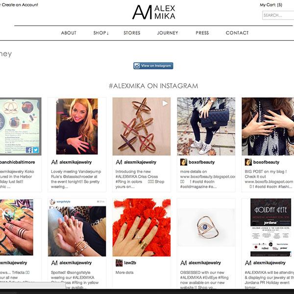Alex Mika Jewelry - http://www.alexmikajewelry.com/