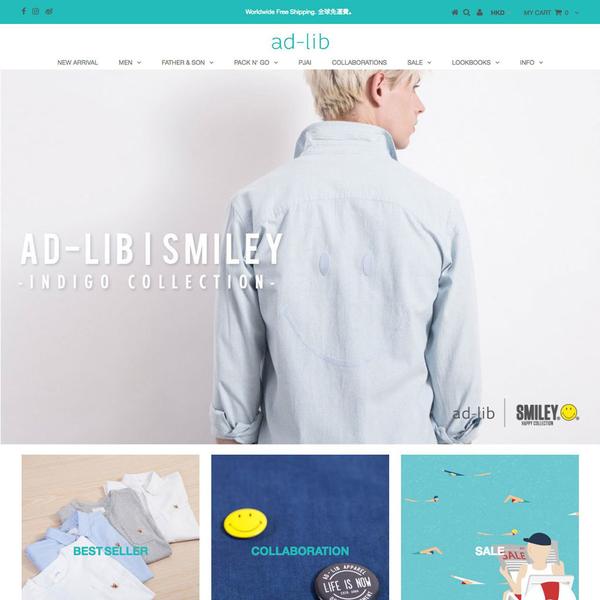 ad-lib Fashion