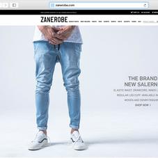 Zanerobe Online Store