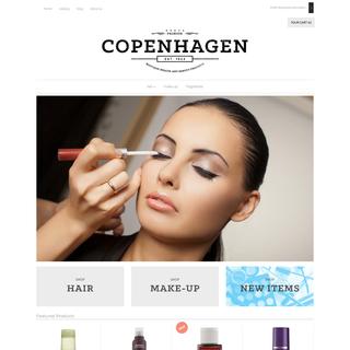 Copenhagen (Shopify Theme)