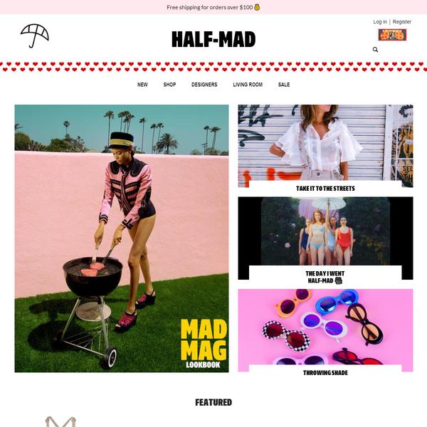 Half Mad