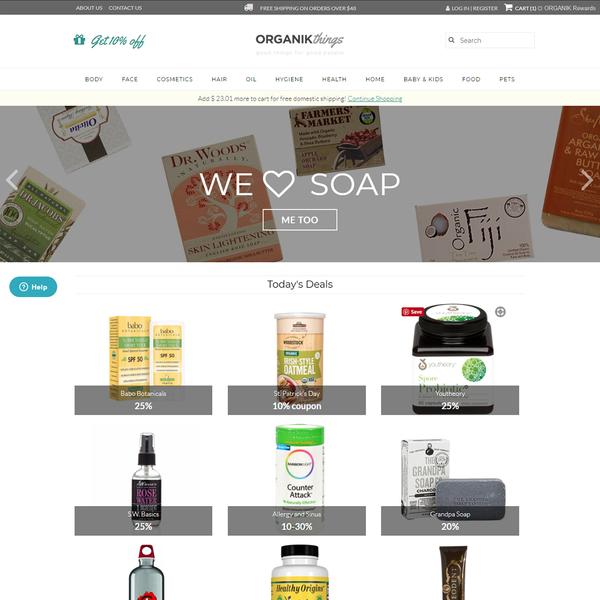 organikthings.com