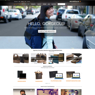 Mile High Themes - Ecommerce Designer / Setup Expert - WaterField Designs