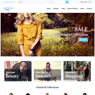 Mile High Themes - Ecommerce Designer / Setup Expert - Garbini Theme
