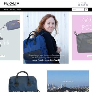 Peralta Bags