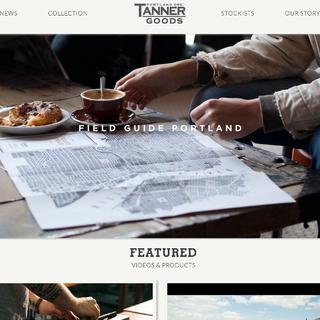 TannerGoods.com
