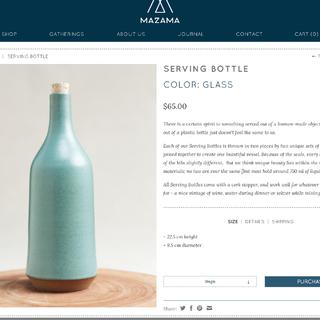 ShopMazama.com