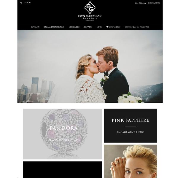 Ben Garelick Home Page