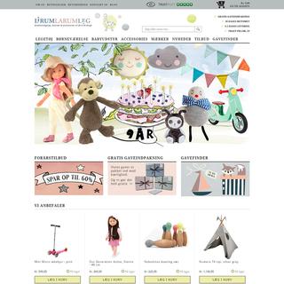 Lirumlarumleg website