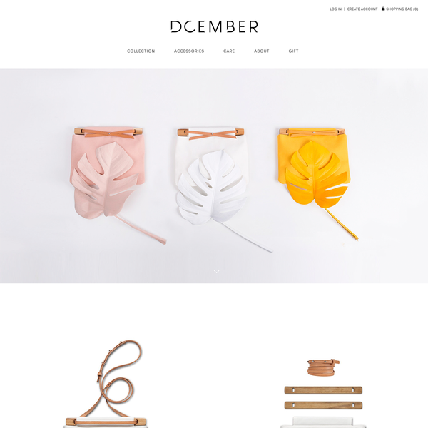 Dcember bags - www.dcemberbags.com
