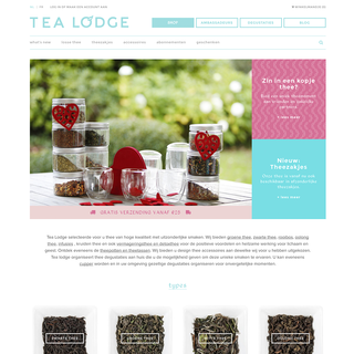 Tealodge - www.tealodge.com