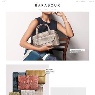 Baraboux - www.baraboux.com