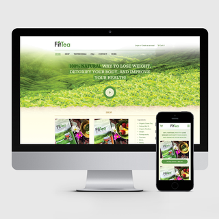 NINE15 - Ecommerce Designer / Developer / Photographer / Marketer / Setup Expert - Fit Tea