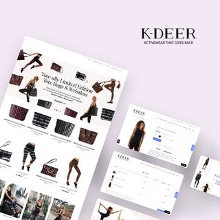 K-Deer (Shopify Plus)