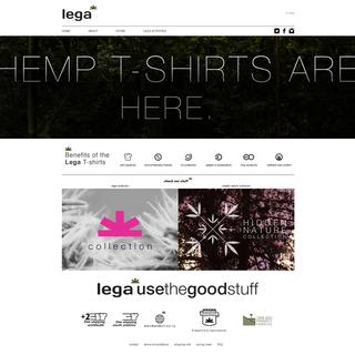 Legastore Shopify store