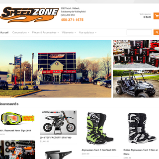 Motion Media - Ecommerce Designer / Developer / Marketer / Setup Expert - Speedzone