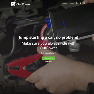Motion Media - Ecommerce Designer / Developer / Marketer / Setup Expert - OutPower Inc. / Outpower.ca