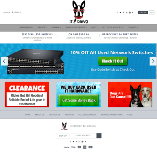 Thorn Concepts - Ecommerce Setup Expert - http://itdawg.com/