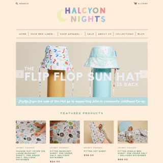 Lucent Innovation - Ecommerce Developer / Setup Expert - HALCYON NIGHTS