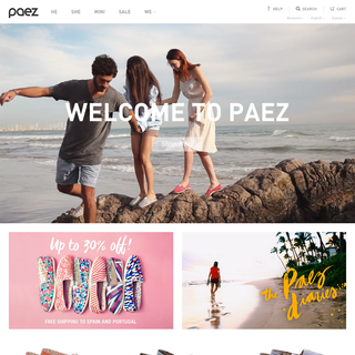 Softlimit - Ecommerce Designer / Developer / Setup Expert - Paez.com