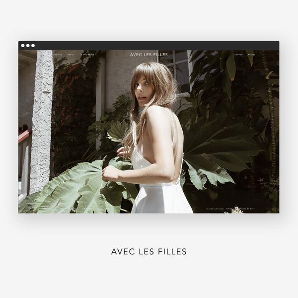 Avec Les Filles | A story told by Joyce Azria